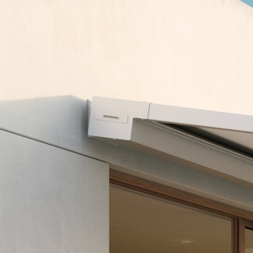 Pergola-Markise Pera P20 Detail